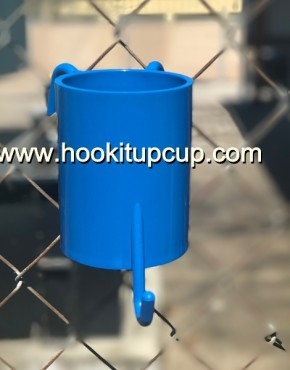 Royal Blue Water Marked